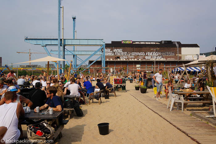 amsterdam roest cafe