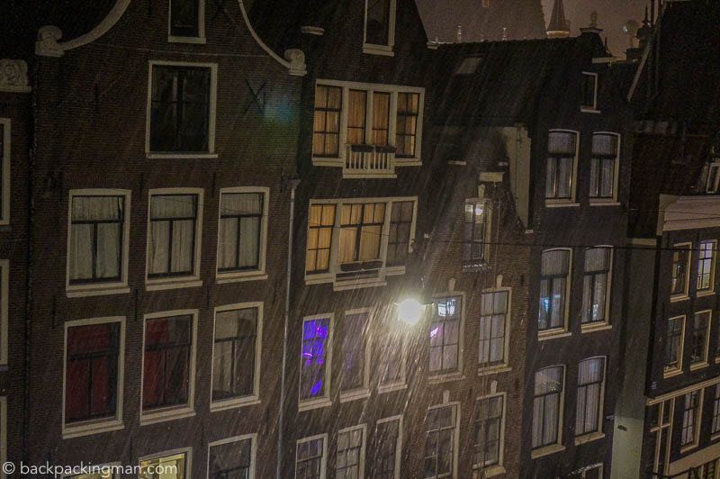 old amsterdam houses