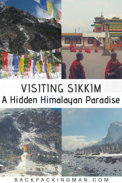 backpacking sikkim