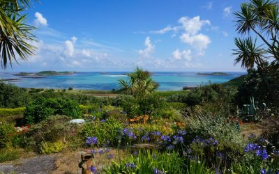 A Visit to The Isles of Scilly and The Smallest Island in The World