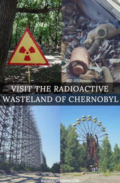 chernobyl-tour from Kiev