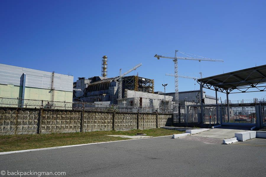 chernobyl tour from kiev reactor-4