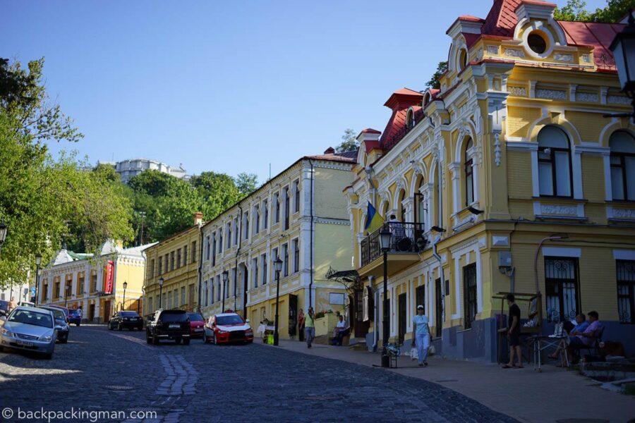 Portrait of a City – Visit Beautiful Kiev