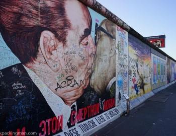 Berlin Walls East Side Gallery Street Art (A Must See Berlin Attraction)
