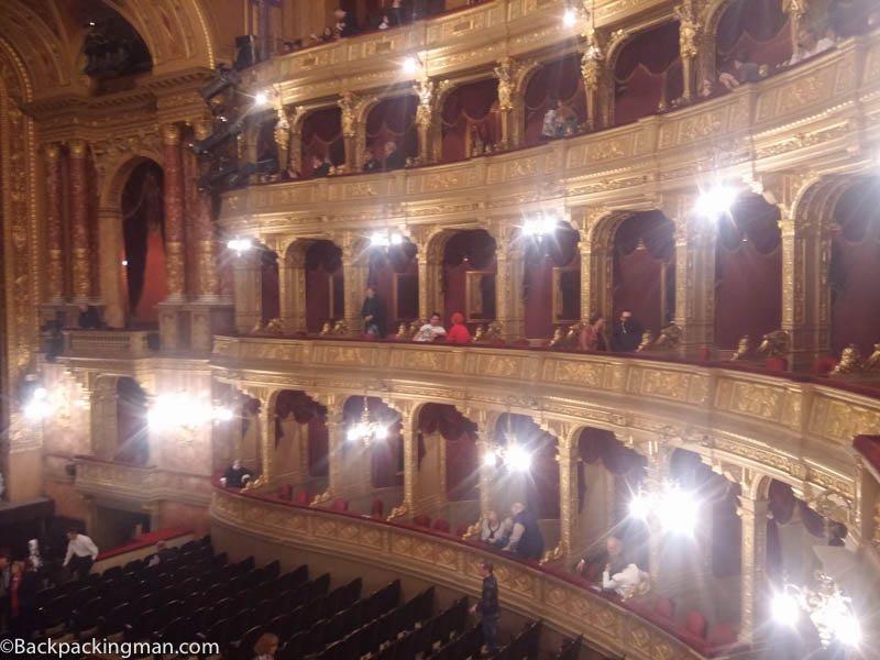 Beautiful opera