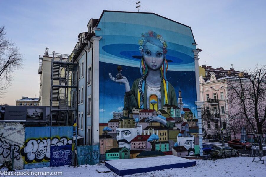 Kiev And Lviv In Winter – Love And Hate At Minus 20 Degrees