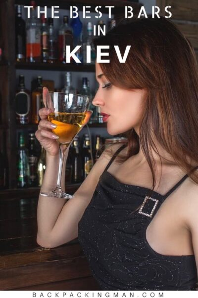 best bars in Kiev - travel Kiev and Ukraine
