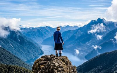 Tramping In New Zealand – Four Classic New Zealand Great Walks To Do