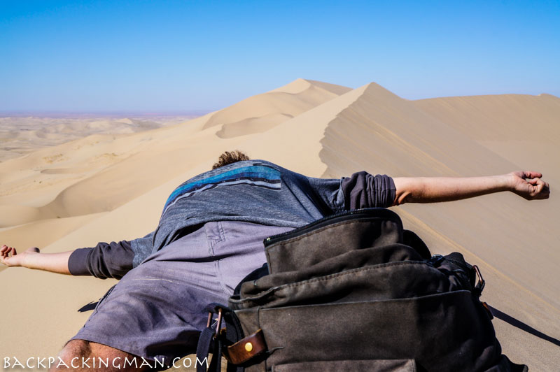 Waking Up In The Desert With No Idea How I Got There