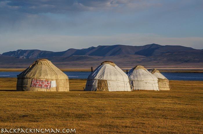 Kyrgyzstan.