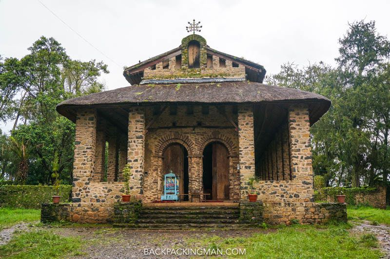 gondar churches in ethiopia