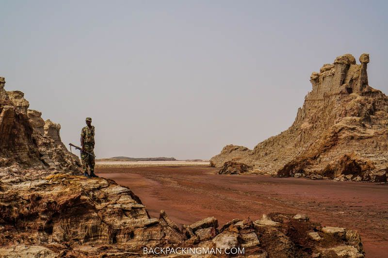 danakil depression security