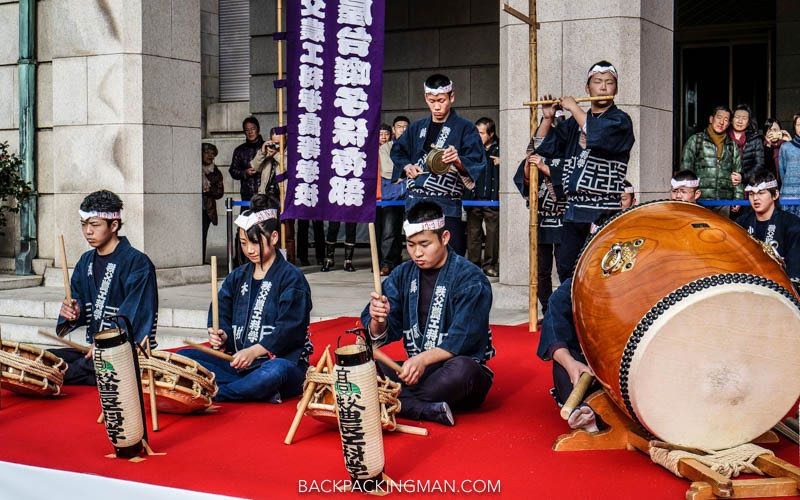 traditional music in japan