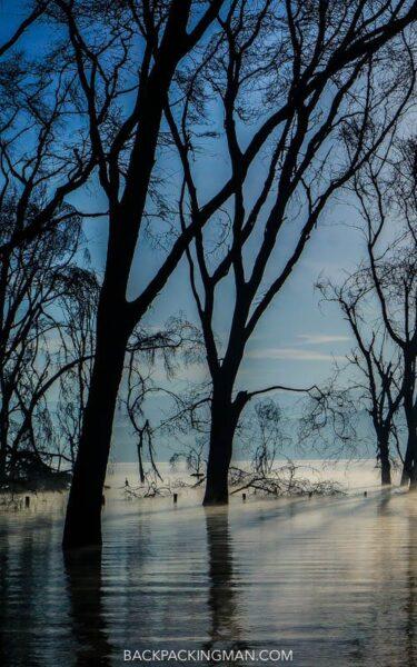 flooded lake nakuru