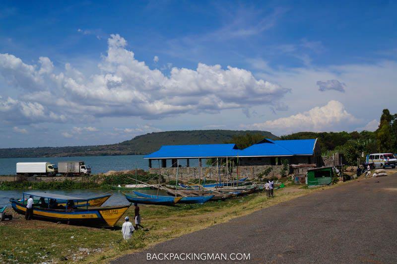 transport lake victoria