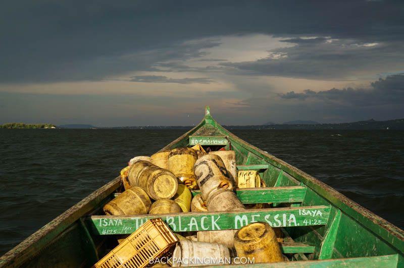 ferry lake victoria in kenya