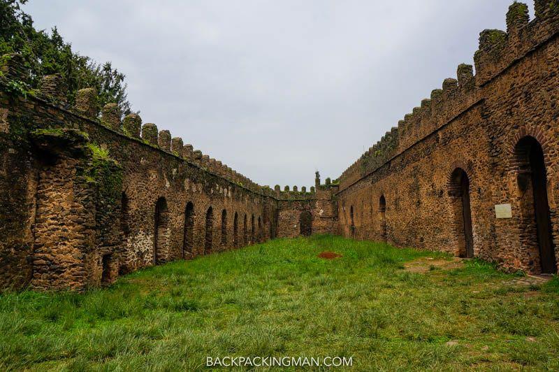 Ethiopia castle