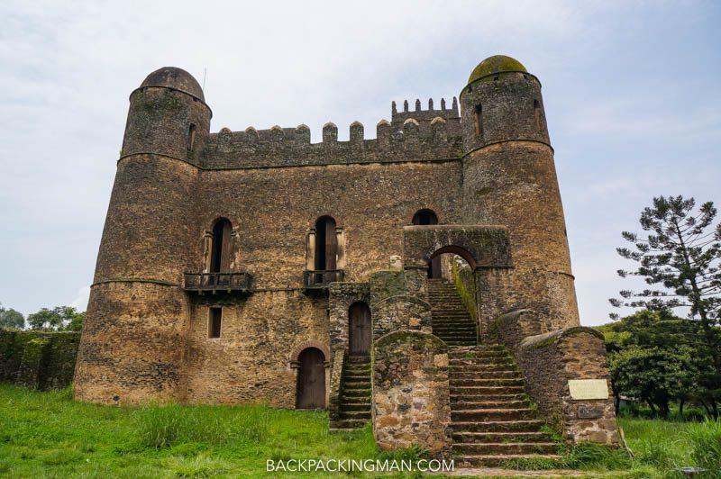 castle Ethiopia