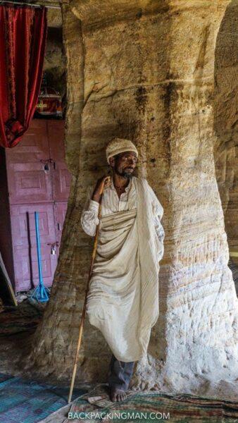 Tigray churches rock hewn Ethiopia