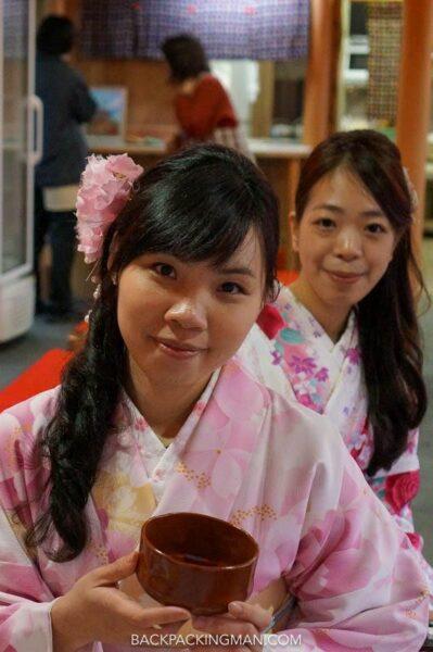 kimonos kyoto