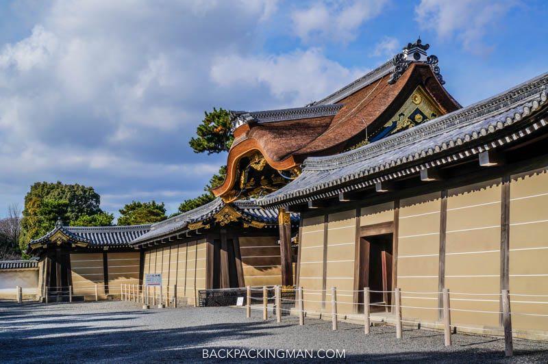 ninomaru palace kyoto