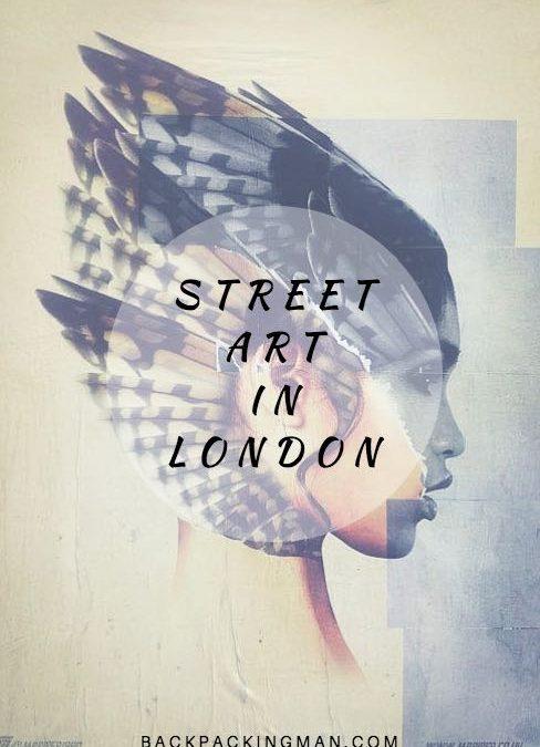 Brick Lane Street Art In London – 50 Images