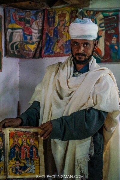 priest tigray Ethiopia