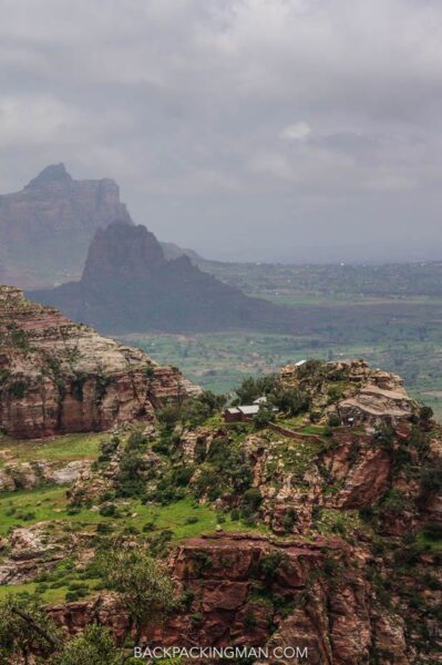 rock hewn Tigray churches Ethiopia