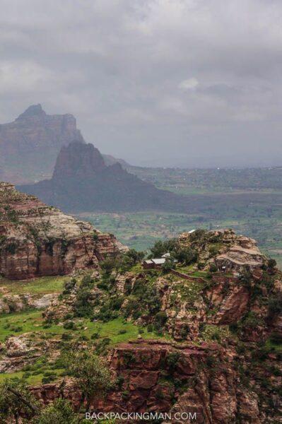 rock hewn Tigray churches Ethiopia