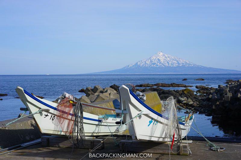 rebun-island Japan travel