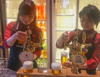 The Sapporo Beer Museum in Hokkaido (A Visit for Beer and Food)