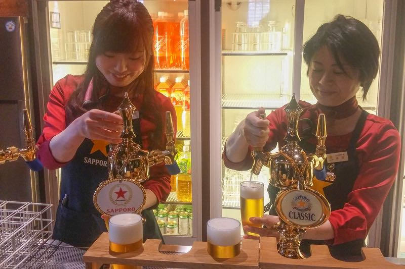 A Visit to the Sapporo Beer Museum in Hokkaido – Japan Travel