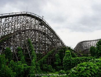 Nara Dreamland - Exploring an Abandoned Theme Park in Japan