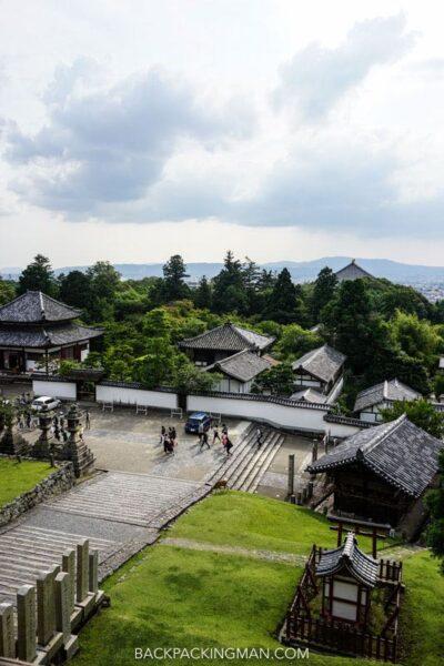 temples nara