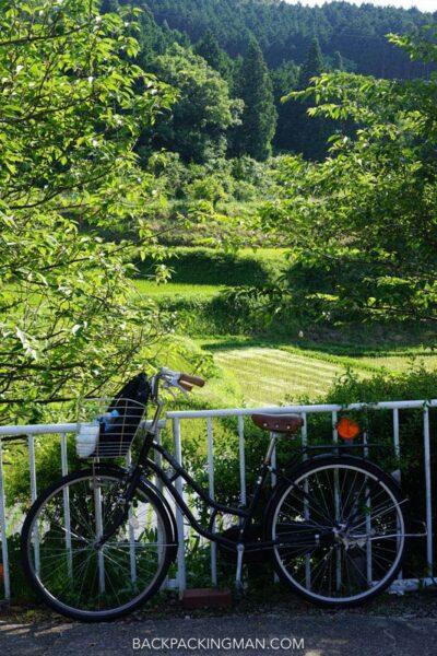 cycling Osaka