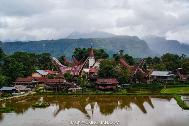 village tana toraja