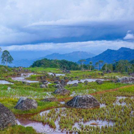 Hiking In Tana Toraja Sulawesi - Backpacking in Indonesia