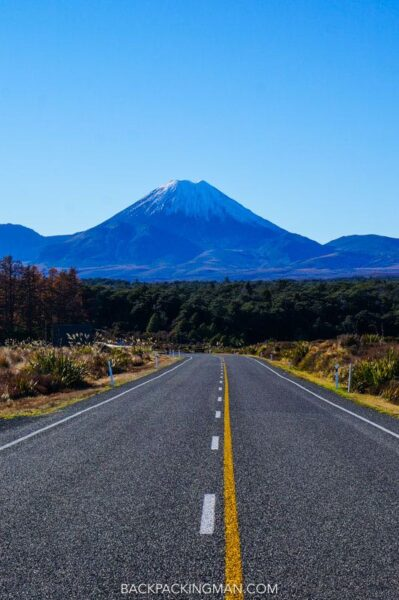 Beautiful Drives In New Zealand