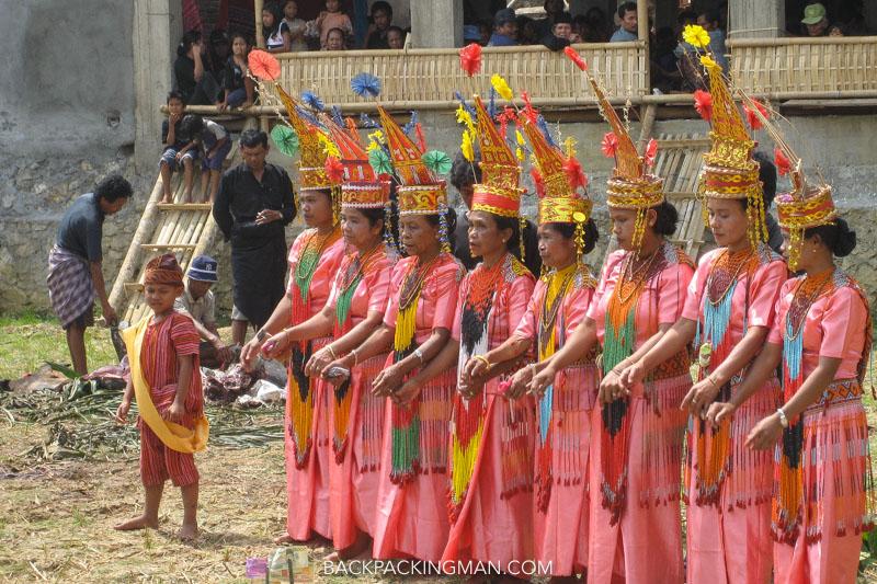 traditional tana toraja Sulawesi
