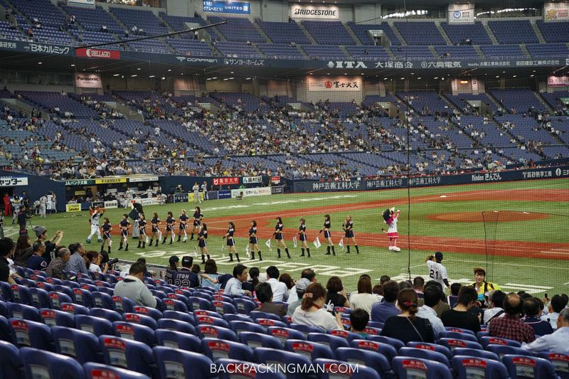 Catch a Game of Baseball in Osaka – Japan Travel