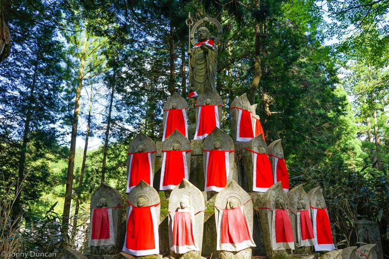 A Visit to Okonuin Cemetery and Mount Koya Temples in Koyasan