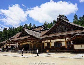 Mount Koyasan Buddhist Temples ( & Okunoin Cemetery)