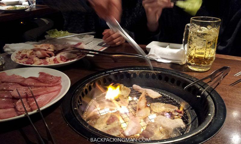 japanese-bbq Japanese food