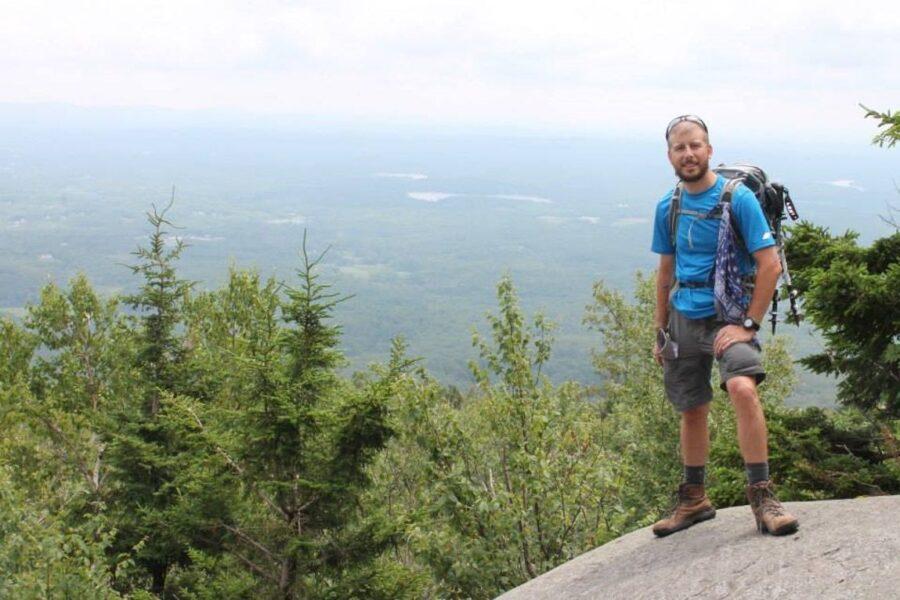 hikingforward