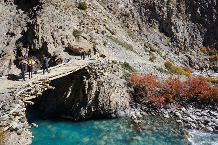 Wakhan Corridor Afghanistan trekking