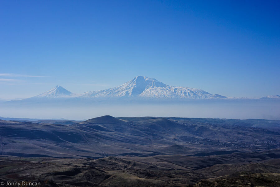 How to Spend Time in Georgia and Armenia In Winter