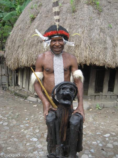 Baliem Valley Dani Tribe