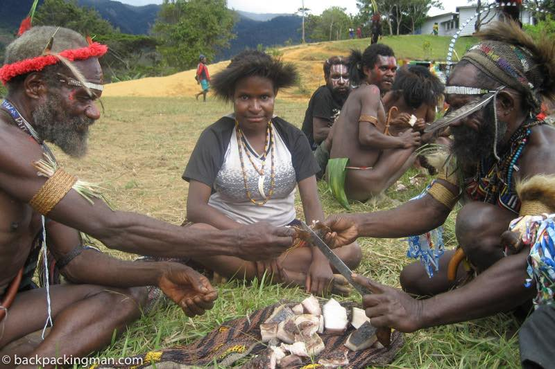 Baliem Valley Festival West Papua Dani Tribe