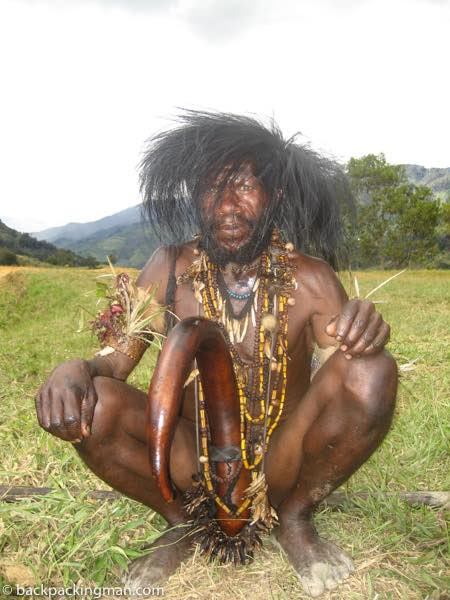 Dani Tribe Baliem Valley