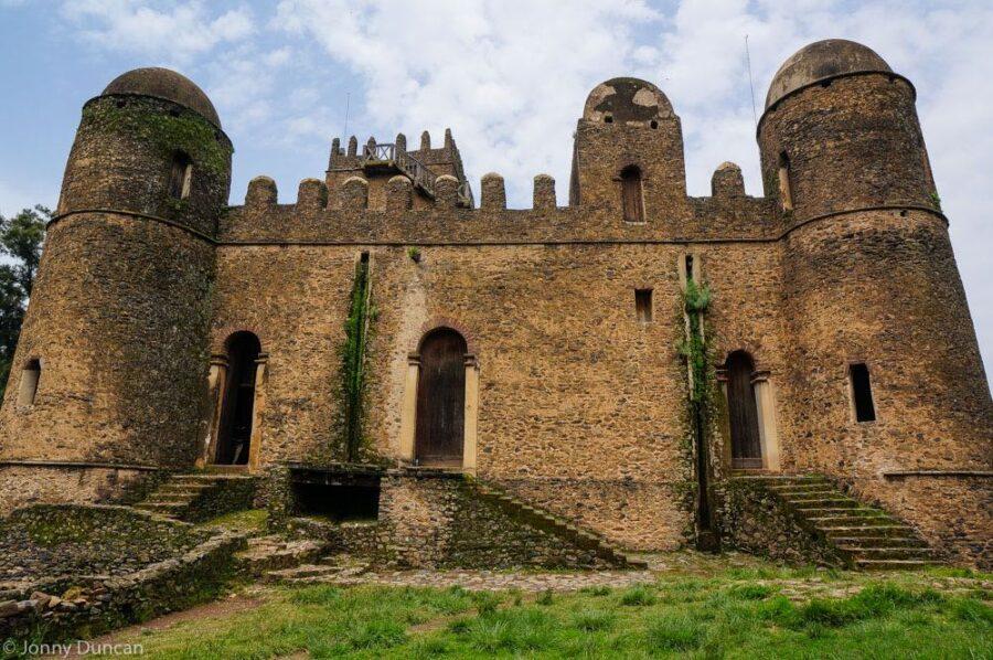 gondar-castles